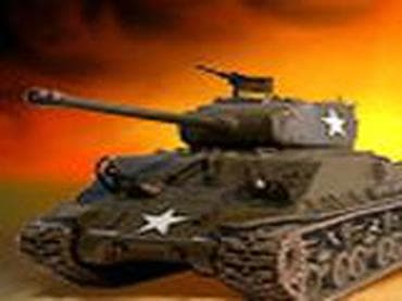 WW2 Tank Rush Online Games