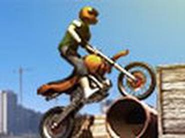 Yard Bike Ride Online Games