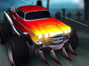 Zombie Smash Racing Online Games